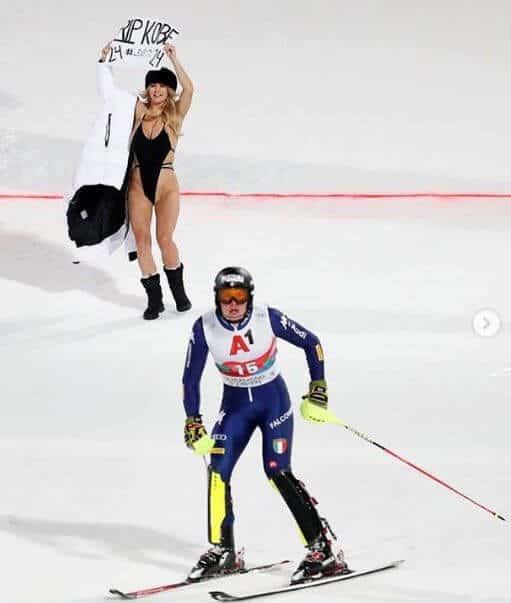 kinsey wolanski invasione ai mondiali di sci